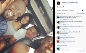 Paul Okoye Shares More Photos Of RudeBoyRecordz Beautiful First Lady